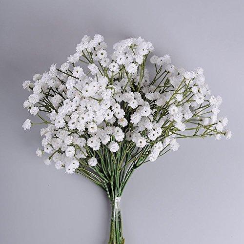 Supla 6 stems real touch white gypsophila babys breath babybreath supla 6 stems real touch white gypsophila mightylinksfo