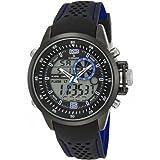 RADIANT watch NICKEL FREE RA400603 Man Black Silicone Chronograph