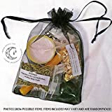 Surprise Grab Bag, Wicca Supplies, Witchcraft Supplies, Witch, Spell Candles, Sample Herbs, Tumbled stone