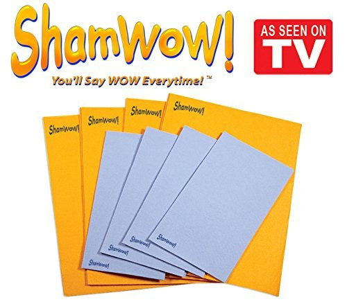 Shamwow Review