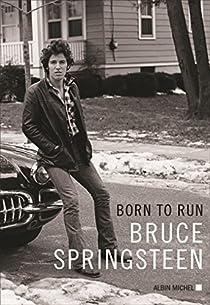 Born to run Couverture du livre