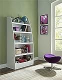 Cosco Hazel  Kids 4 Shelf Bookcase White
