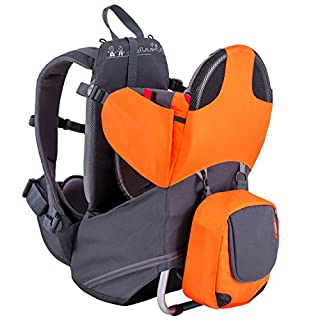 A cute & compact child carrier A festival of fun for your baby, parade is a lightweight & compact child carrier that packs a punch! At just 4.4lbs light, parade carrier's internal, lightweight aluminium frame accommodates children who can...