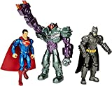 Batman v Superman: Dawn of Justice Lex Luthor Figure 3-Pack
