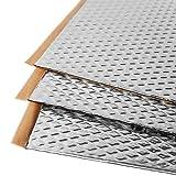 Noico 80 mil 18 sqft car Sound deadening mat, Butyl Automotive Sound Deadener, Audio Noise Insulation and dampening