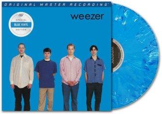 Weezer ( (Blue Album) (Limited Blue Colored 180g Vinyl)