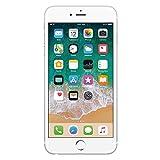 Apple iPhone 6 Plata 64 GB (Renewed)