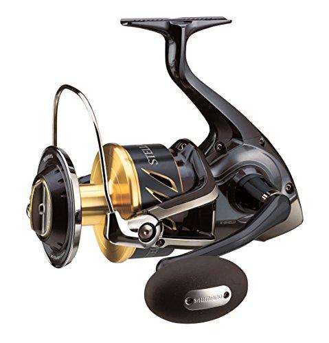 SHIMANO Stella 20000 SW B PG Heavy Duty Saltwater Fishing Reel, STL20000SWBPG