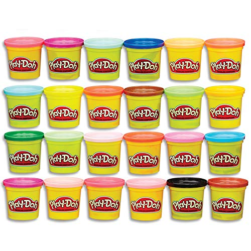 Expired: Play-Doh 24 Pack