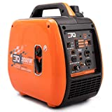 ETQ NI2000i Tough Quality 2000-Watt Portable Inverter Generator - Extremely Quiet - CARB Compliant