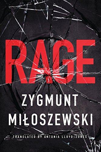 Rage by [Miłoszewski, Zygmunt]