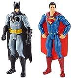 Batman v Superman: Dawn of Justice Batman and Superman Figure, 2-pack (Amazon Exclusive)