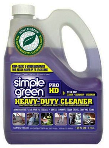 Simple Green Contractor Strength Non-Corrosive Heavy Duty Cleaner...