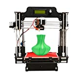 Geeetech 3D Printer,Wooden Prusa I3 Pro W Desktop 3D Printer DIY Kit...
