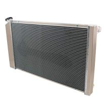OzCoolingParts-3-Row-Core-Aluminum-Replacement-Radiator-2-x-12-Fan-wShroud-Thermostat-Kit-for-1960-1990-85-86-87-88-Chevy-Chevelle-El-Camino-Truck-Buick-Cadillac-Oldsmobile-Pontiac
