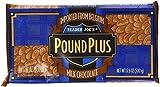 Trader Joes Pound Plus Milk Chocolate with Almonds 17.6 oz.