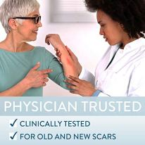 Kelo-cote is a clinically-tested silicone scar gel