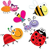 Creative Teaching Press Bugs 10-Inch Jumbo Designer Cut-Outs (0958)