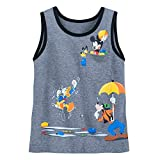 Disney Mickey Mouse and Friends Tank Top for Boys Size XL (14) Multi