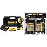 DEWALT DCF887D2 20V MAX XR Li-ion 2.0 Ah Brushless 0.25' 3-Speed Impact Driver Kit