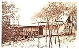 Vacation Cabin Black River Falls, Wisconsin postcard
