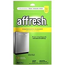 Affresh W10282479 Dishwasher Cleaner, 6 Tablets