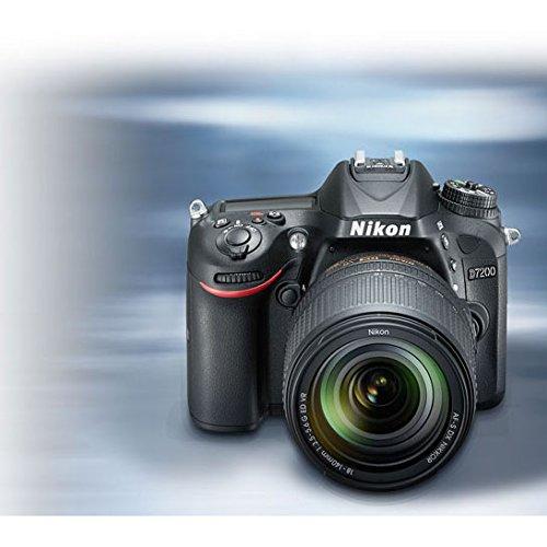Nikon D7200 24.2