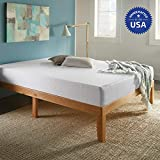 SLEEPINC. 10-Inch Memory Foam Mattress, Comfort Body Support, Mattress in Box, No Harmful Chemicals, Medium Firm, Handcrafted in The USA, 10-Year Warranty, Full