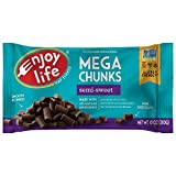 Enjoy Life Foods Semi Sweet Mega-Chunks Chocolate, 10 oz