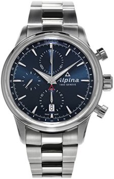 Alpina Men's AL750N4E6B Alpiner Analog Display Swiss Automatic Silver Watch