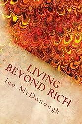 cover of Living Beyond Rich by Jen McDonough