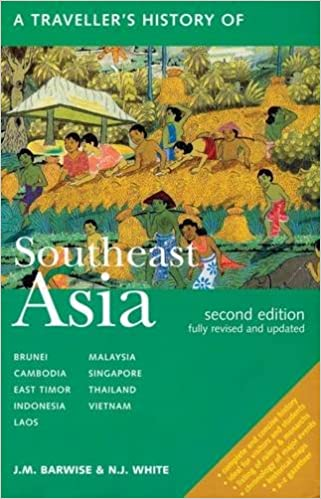 Southeast Asia Travel Book