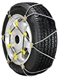 Security Chain Company SZ343 Shur Grip Z Passenger Car Tire Traction Chain - Set of 2 by Security Chain