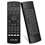 MX3 Pro Mini Keyboard Backlight Air Remote Mouse,Android TV Remote Control,IR Learning Mini Wireless Keyboard for Android TV Box.HTPC.IPTV.Pad.PS3/PS4 ...
