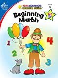 Beginning Math, Grade K: Gold Star Edition (Home Workbooks)
