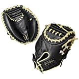Under Armour Baseball UACM-100 Framer Series Baseball Catching Mitt, Black, Adult 33.5'