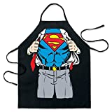 ICUP DC Superman Reveal Apron, Clear