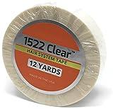 Clear 3/4' x 12 Yard Roll Toupee Tape