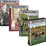 House DVD Combo (Frontier House, 1900 House, 1940s House, and Manor House)