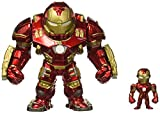 """Marvel Avengers: Age of Ultron - 6"""" Hulkbuster & 2"""" Iron Man (M132) Metals Die-cast collectible toy figure"""