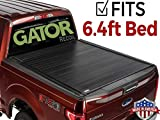 Gator Recoil Retractable (fits) 2009-2018 Dodge Ram 6.4 FT. Bed No RamBox Tonneau Truck Bed Cover (G30232) (Matte) Made in The USA (Fits 2019 Ram Classic Model)