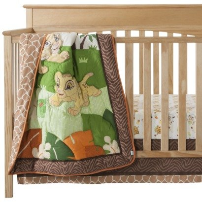 Disney Lion King 3pc Crib Bedding Set