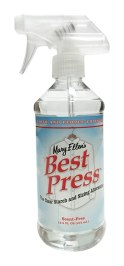 Image result for what is spray starch made of best press