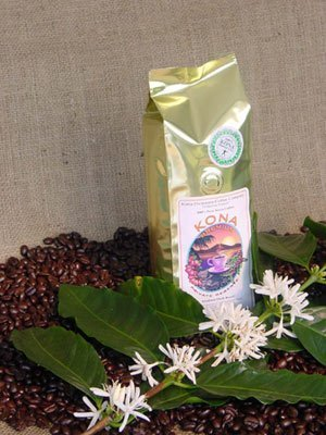 Kona Premium Coffee Extra Fancy Blend 1Lb Bag