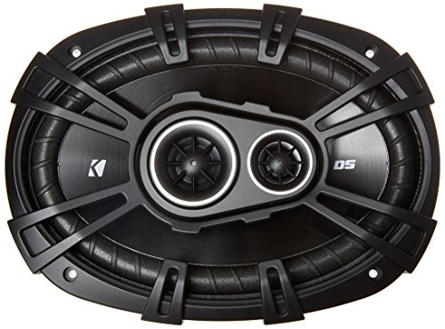 4.KICKER 43DSC69304 D-Series Car Speakers