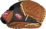 Rawlings Prodigy Youth Baseball Glove, Regular, Basket-Web, 11-Inch