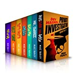 Dev Haskell Box Set 1-7 (Dev Haskell - Private Investigator)