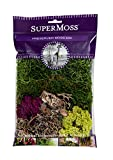 Super Moss (23310 Moss Mix Preserved, 2oz (110 Cubic Inch)