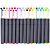 Fineliner Color Pen Set, Fine Line Point Drawing Marker Pens for Writing Journaling Planner Coloring Book Sketching Taking Note Calendar Art Projects Office School Supplies (36 Colors) (36 Colors)