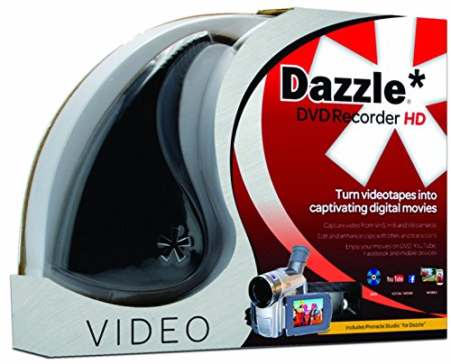 Dazzle DVD Recorder HD VHS to DVD...